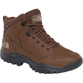 The North Face Storm Strike 2 WP Shoes Herre Carafe Brown/Ebony Grey